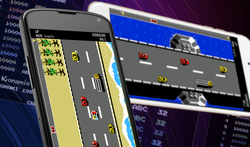 road-fighter-android-game