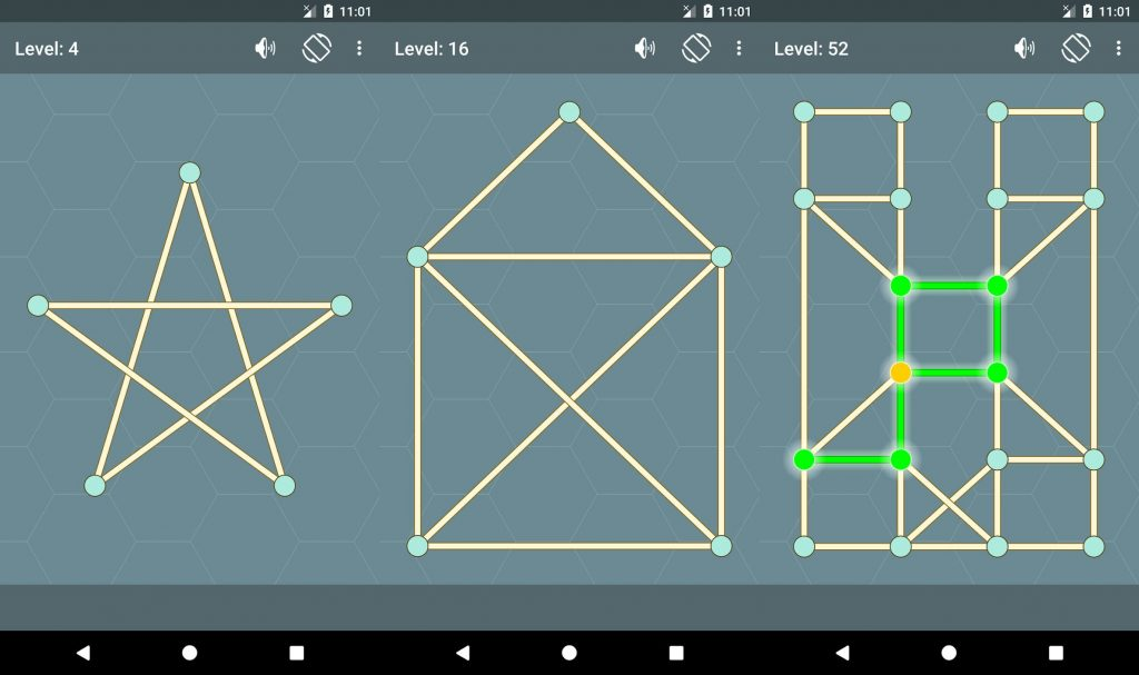 One Touch Draw – 2mb Android Game