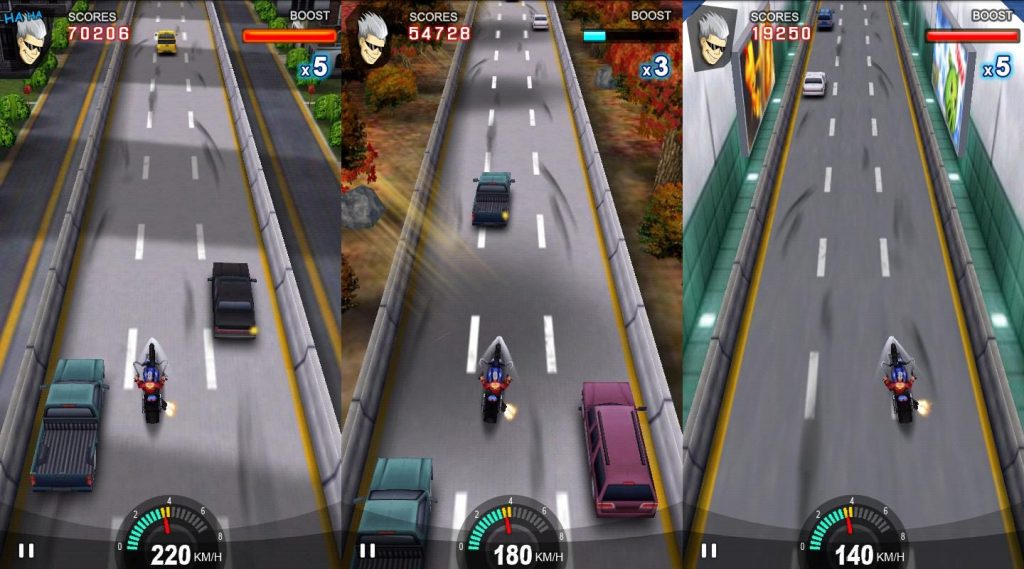 Racing Moto – 7mb Android Game