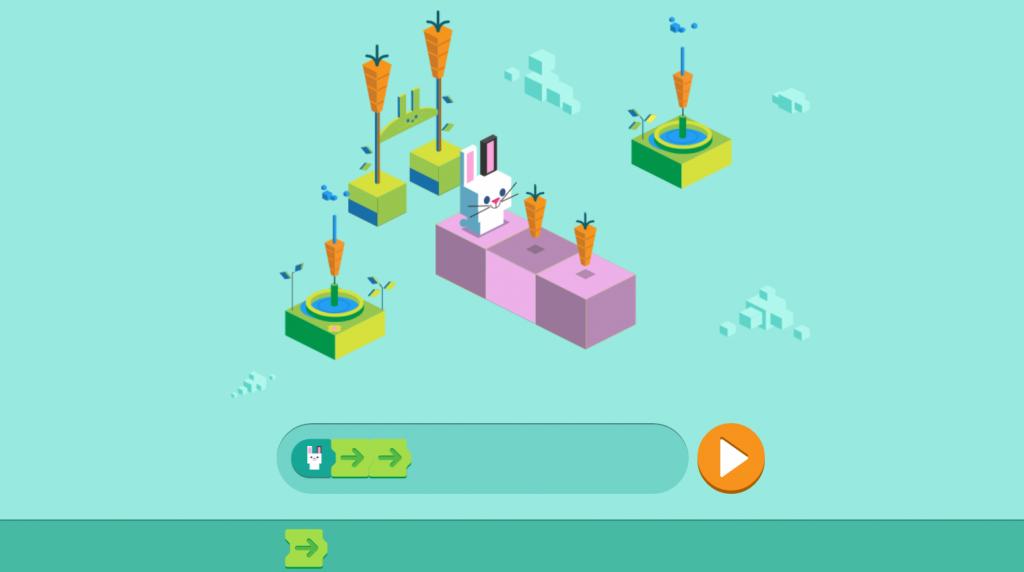 Coding – Popular Google Doodle Game